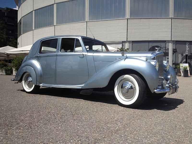 Bentley MK VI Jg. 1951